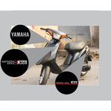 Calcomanias Moto Jog Artistic 3kj