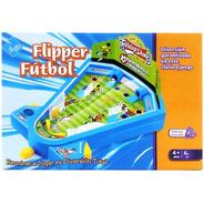 Juego De Mesa Flipper Futbol Electronic New Cod 6292 Bigshop