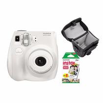 Câmera Instant. Fujifilm Instax Mini 7s + 20 Fotos + Estojo