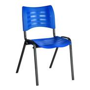 Cadeira Iso Plástica Empilhável  Colorida