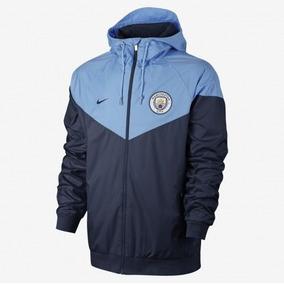 28090b6fd8 Jaqueta Manchester City Corta Vento Nike Oficial C  Frete