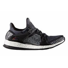 Zapatillas adidas Pure Boost Xtr Woman Ne/gr Newsport