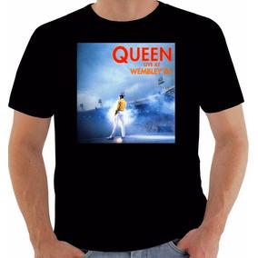 Camisa 2742 Disco Queen Live At Wembley 86 Algodão