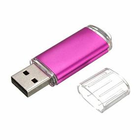 Creazy® 8 Gb Usb 2.0 Metal Almacenamiento De Memoria Flash