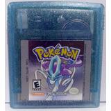Pokemon Crystal Game Boy Color Gbc Suelto Retromex Tcvg