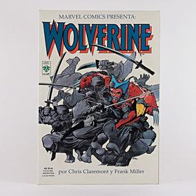 Wolverine Comic Frank Miller Español Incluye Envío
