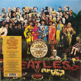 Lp The Beatles Sgt Peppers Lonely Hearts Club Band Aniver Ed