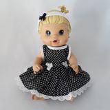Roupa Roupinhas Vestido Calça Boneca Baby Alive Promoção