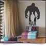 Adesivo Parede Hulk Infantil Adolescente Vingadores 80x50cm