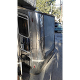 Camaper Aluminio Para Pick Up Mediana