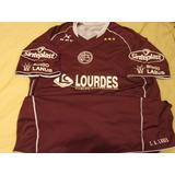 Camiseta Fútbol Lanús Kdy 2014 2015 T. Xxl