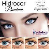 04d1eac6de5a0 Lentes De Contato Colorida Anual Hidrocor Premium S contorno