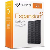 Hd Externo 2tb Seagate Xbox 360 Xbox One Ps3 Pc Notebook