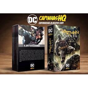 Caixa Box Luva Batman Eterno - Panini