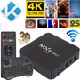 Convertidor Smart Tv Box 4k Android 5.1 Netflix 3d + Teclado
