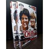 Dvd Chips - A 4º Temporada Completa E Dublada (5 Dvds)