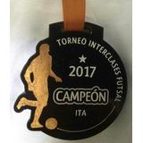 Medallas Acrilico 5mm Grabado En Laser Trofeos