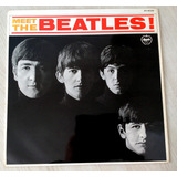 Ag Vinilo The Beatles - Meet The Beatles (ed. Japón, 1969)