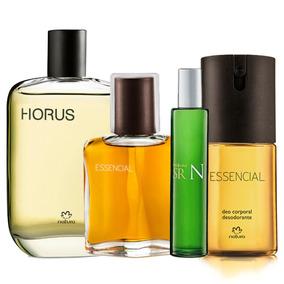 Combo Perfumes Natura - Essencial Sr.n Horus + Deo Corporal