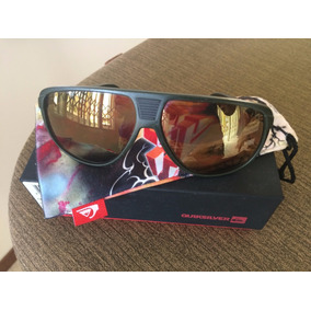 29f6f72aaee6f Oculos Modelo Soldador De Sol - Óculos De Sol Quiksilver no Mercado ...