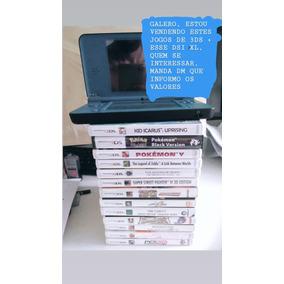 Dsi Xl + Jogos 3ds