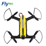 Amarillo - Flytec T18d Rc Quadcopter Wifi Fpv Cámara Hd 2.4