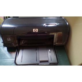 Impresora Hp D1660 Usada Con Cartuchos