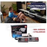 Nuevo Juego Tipo Nintengo 600 Juegos Play Station Xbox Game