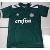125743625bb31 Camisa Palmeiras Infantil Tamanho 6 Adidas - Camisas de Futebol no ...
