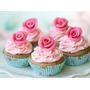Manual De Decoración D Cupcakes Ponquesitos Recetas Bombones