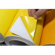 Rollo Autoadhesivo Color De Pvc Tipo Contact X1m 45cm