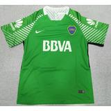 Camiseta Arquero Boca Juniors Rossi Verde