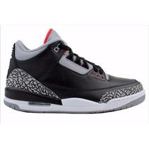 Tennis Zapatillas Hombre Air Jordan 3 Retro Edición Especial