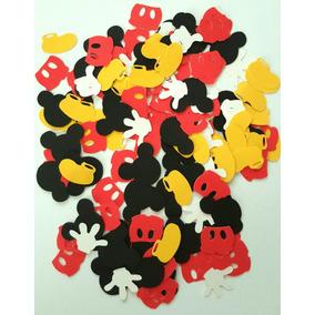 Confetti Confeti Papel Picado Mickey Minnie Frozen X 200
