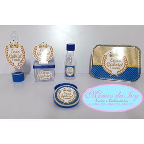 Kit Realeza Azul 35un Caixa Acrílica