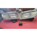 Kit Tecla Y Faros Auxiliares Antiniebla Vw Pointer