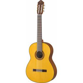 Guitarra Criolla Yamaha Cg162s Pino Nueva Garantia