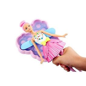 Barbie Fan Fada Bolhas Magicas- Mattel