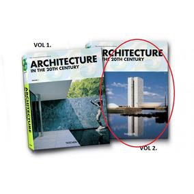 Livro Architecture In The Twentieth Century Vol. 2 Taschen