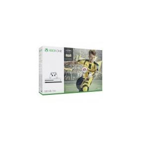 Console Xbox One S 500gb Bundle Fifa 17 Lacrado Envio Já!!!!