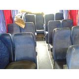 Jogo Peças Bancos/assentos Micro Ônibus Volare A6 A8 Vans