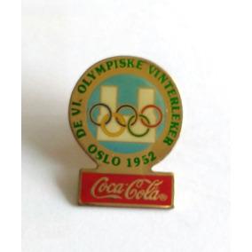 Pin Coca Cola Juegos O. Invierno 4 - Mariafilomenac Rosario