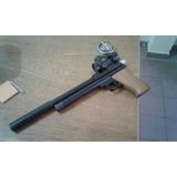 Pistola Marcelo Cerdan M38 Co2 / Silenciador Cal 5.5