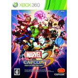 Marvel Vs. Capcom 3 Destino De Dos Mundos Importación W349