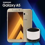 Samsung A5 2017 - Libre - C/ Garantia + Parlante + Templado