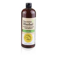 Shampoo Secreto Herbal Anticaida Cola Caballo Romero 1 Lt