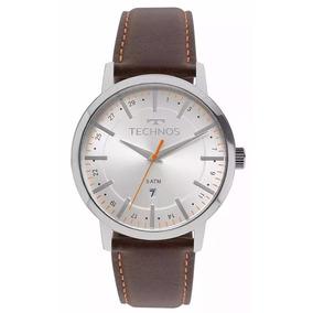 Relógio Technos Masculino Couro - 2115mmh/1b
