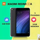 Xiaomi Redmi 4a 32/2ram Nuevo Sellado Caja 4g Todo Operador