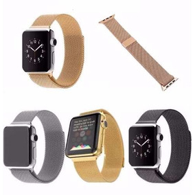 Pulseira Magnetica Milanese Para Iwatch 38mm