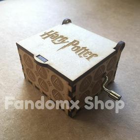 Cajita Musical Harry Potter Hedwig